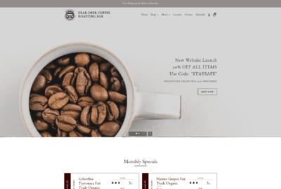 Dear Deer Coffee Roasting Bar